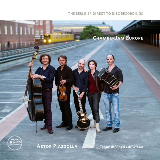 Astor Piazzolla Tangos del Ángel y del Diablo (Direct to Disc Recording)