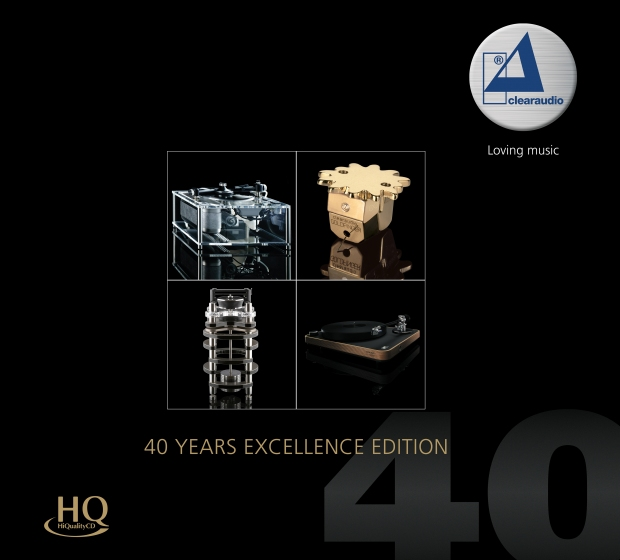 40 YEARS EXCELLENCE EDITION - CD